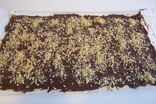 Mini Schweineohren mit Nutella® Haselnuss Füllung