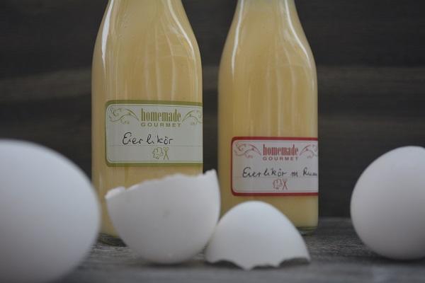 Rezept für Eierlikör