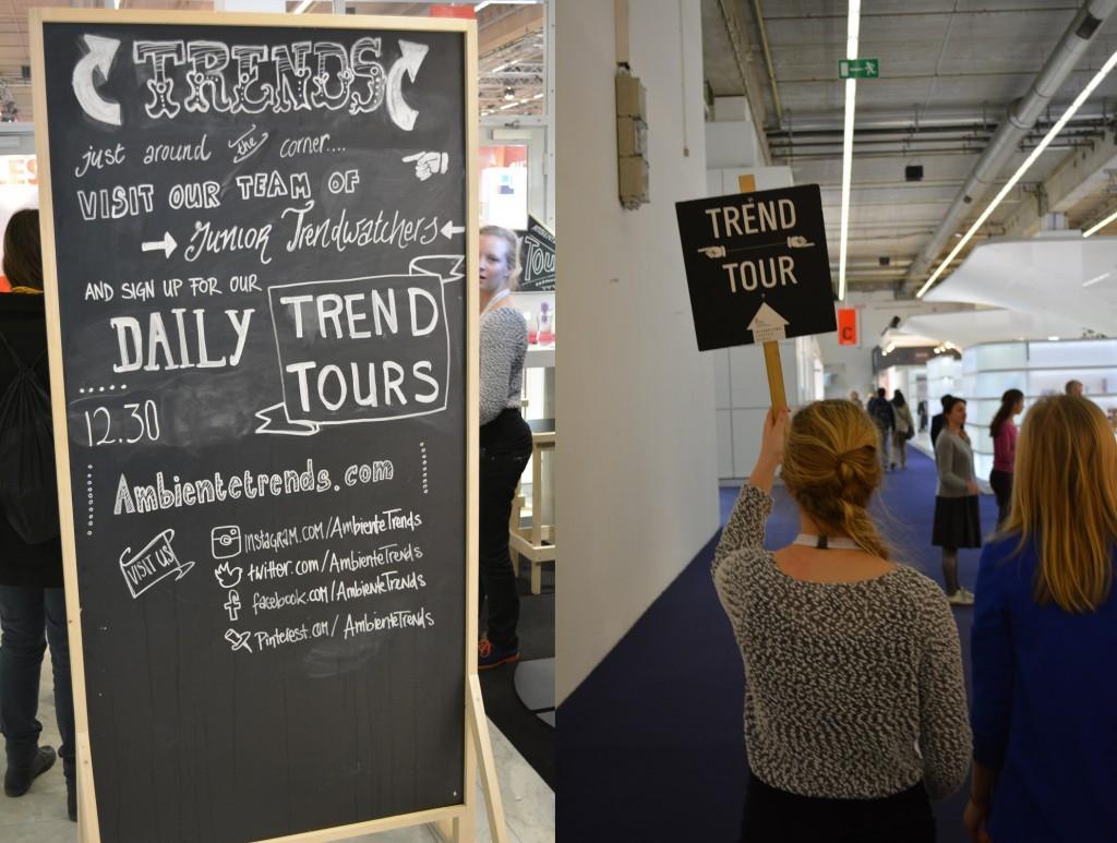 Ambiente Trend Tour