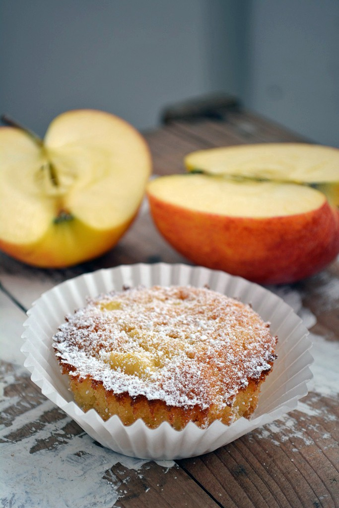 Marzipan-Apfel Muffins 4-2