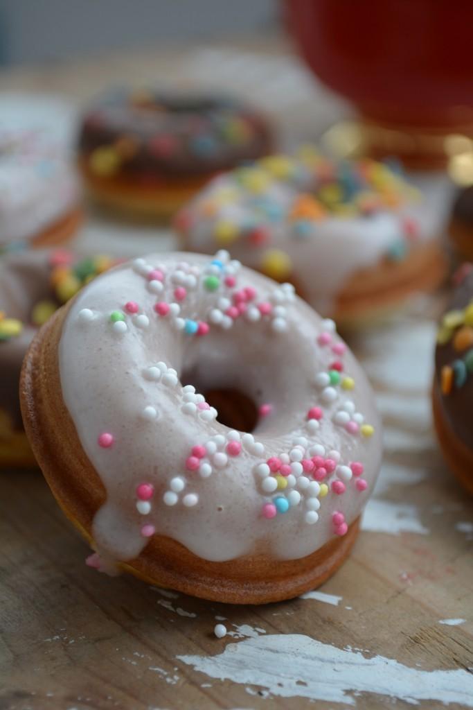 Donuts aus dem Donut Maker Rezept