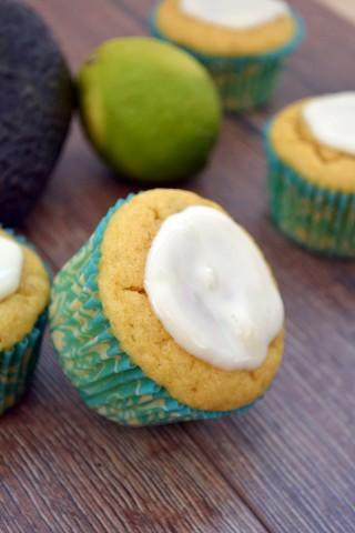 Rezept für Avocado Muffins