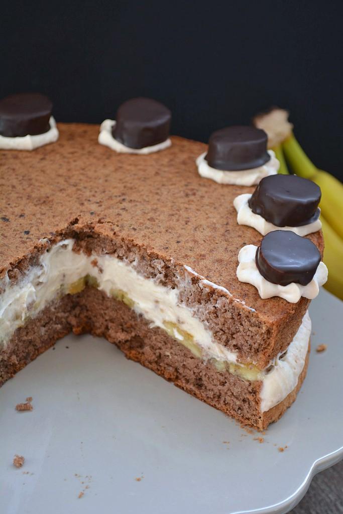 Bananen Torte 6-2