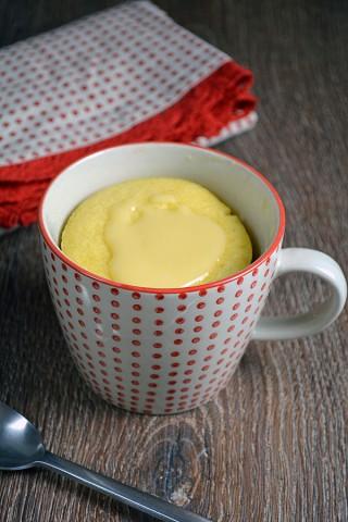 Eierlikor Tassenkuchen Schnelles Kuchengluck Aus Der Mikrowelle