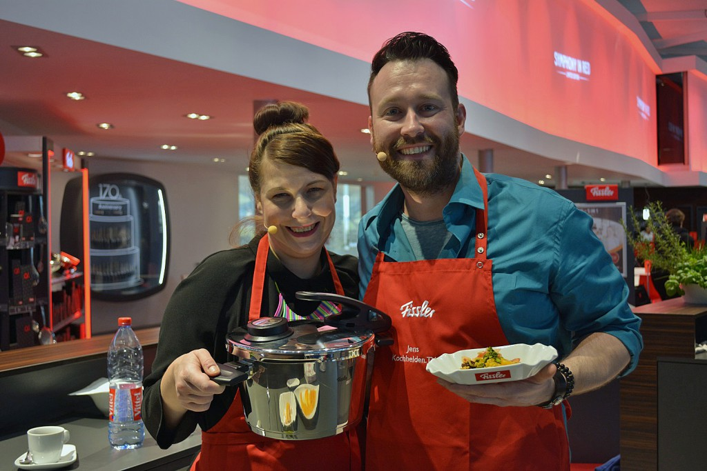 Fissler Breakfast Paella