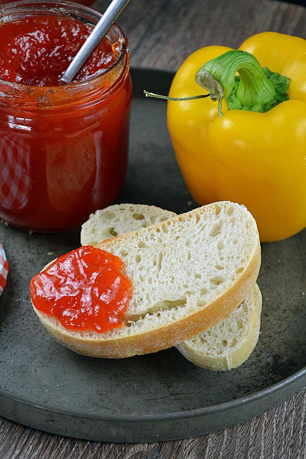 Paprika Marmelade 2-2