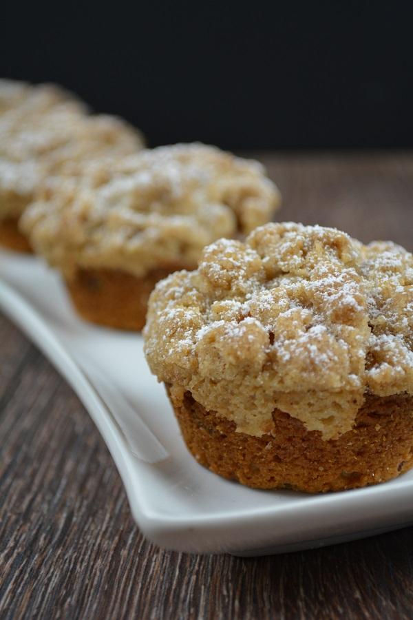 Eierlikör Cranberry Muffins 1