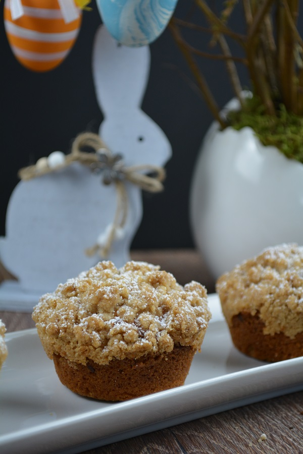 Eierlikör Cranberry Muffins 3