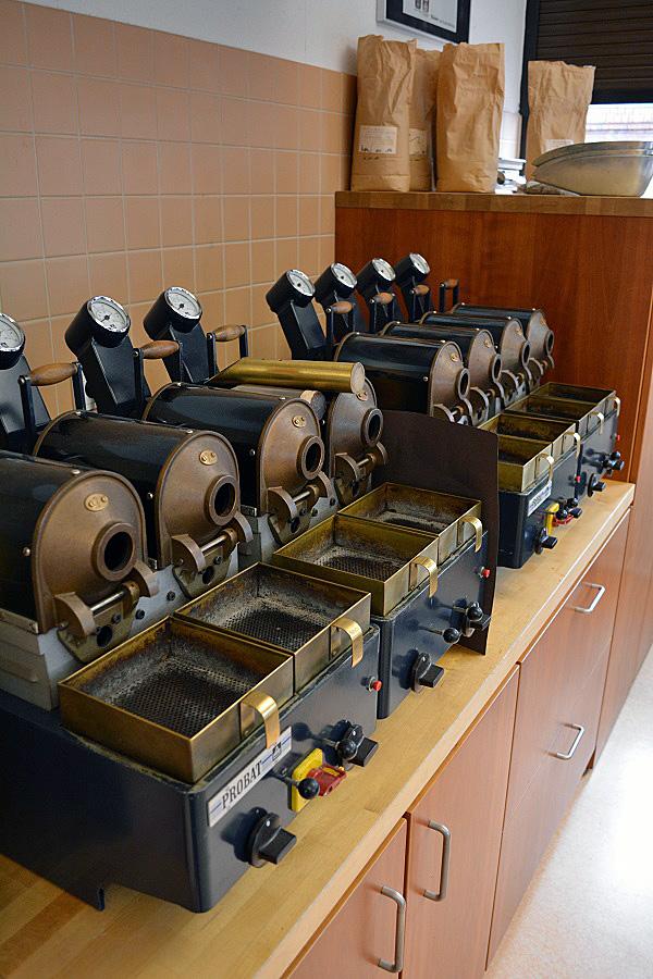 Kaffeeröster 1-2