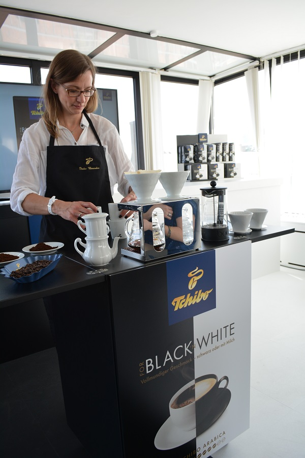 Kaffeezubereitung 2