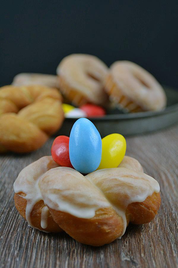 Osterkranz Donut 2-2