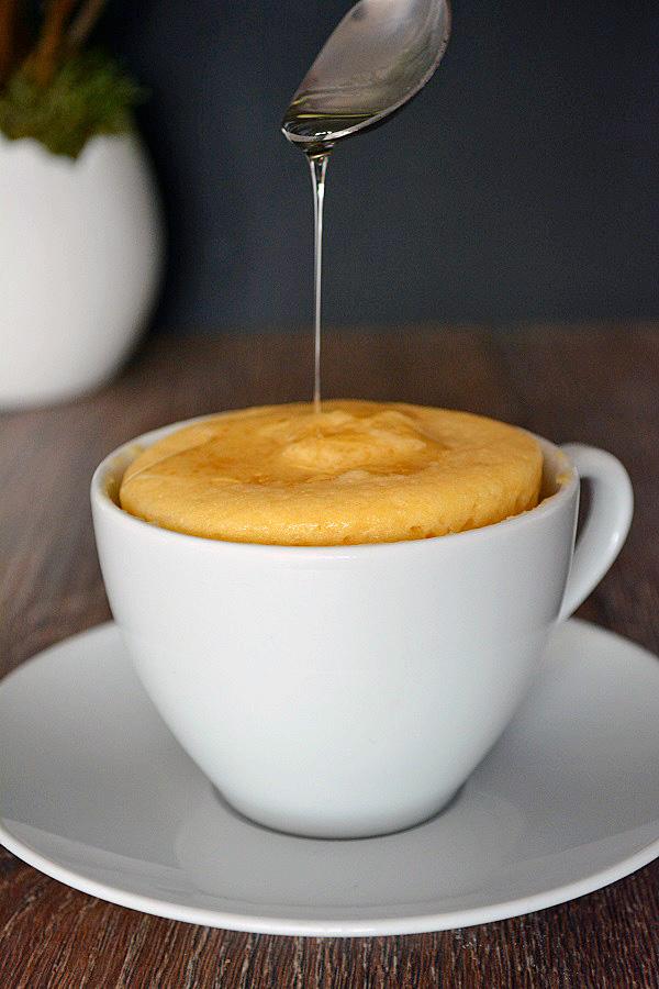 Zitronen Tassenkuchen