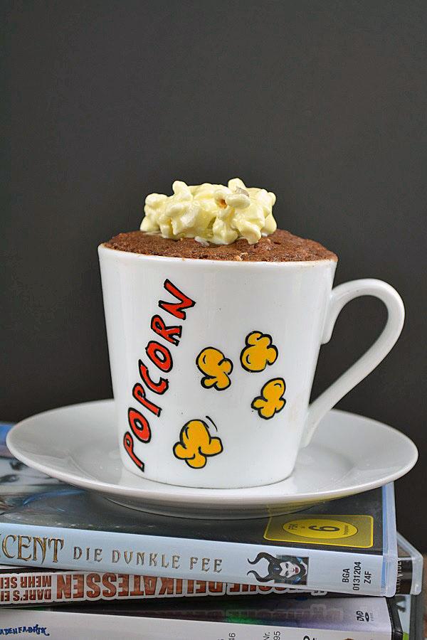 Popcorn Tassenkuchen 3-2