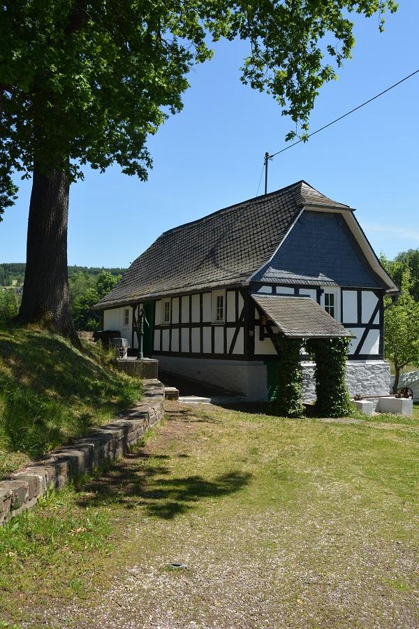 Alte Wassermühle Niederdielfen 1