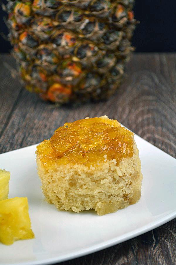 Ananas Tassenkuchen 1-2