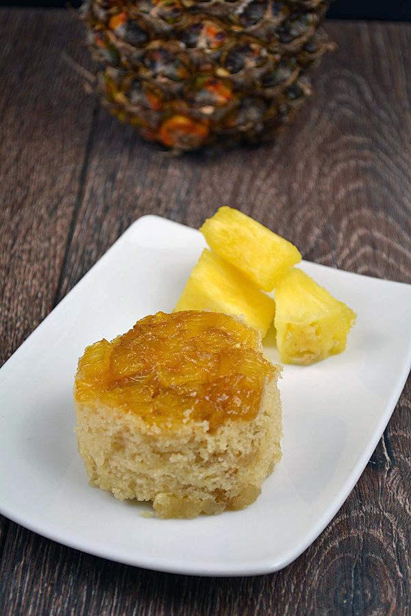 Ananas Tassenkuchen 2-2