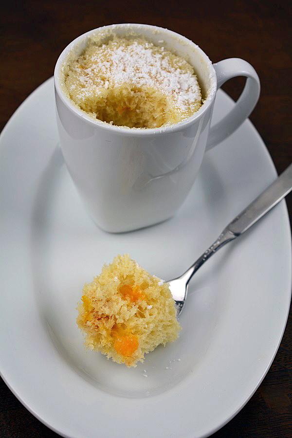 Aprikosen Joghurt Tassenkuchen 3-2