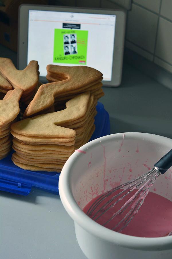 High Heel Sugar Cookies 3