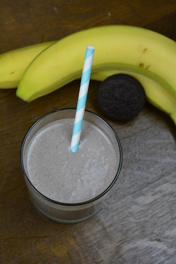 Banane Oreo Joghurt Drink 2