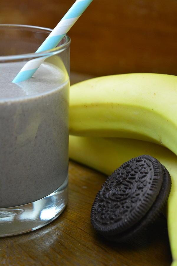 Banane Oreo Joghurt Drink 4