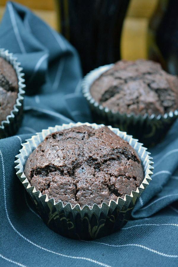 Cola Kirsch Muffins Handgeback Gegen Den Kuchenhunger