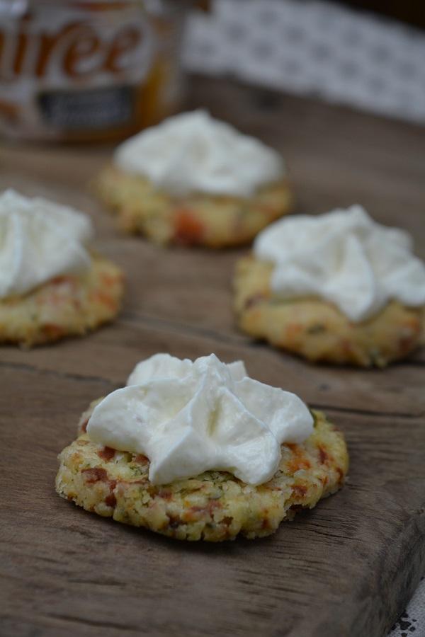 Lachs Zitronen Kekse mit Miree