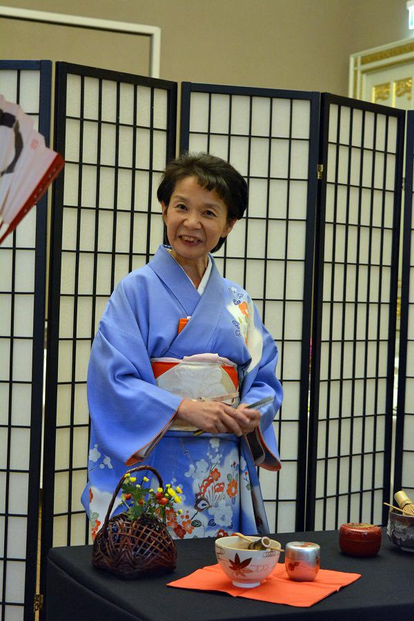 Yaeko Heinisch Teemeisterin 1-2
