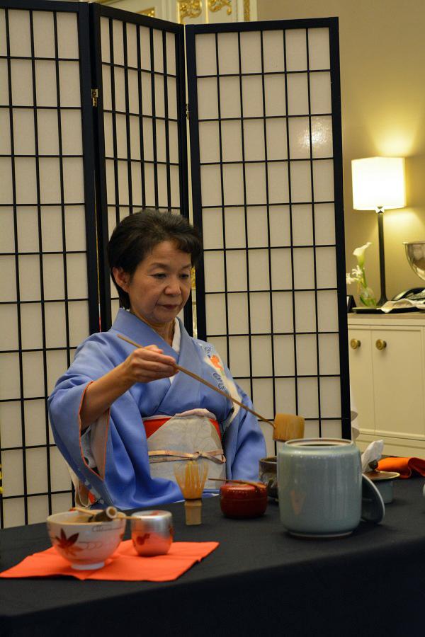 Yaeko Heinisch Teemeisterin 2-2