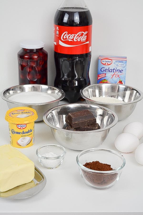 1 - Zutaten Kuchen