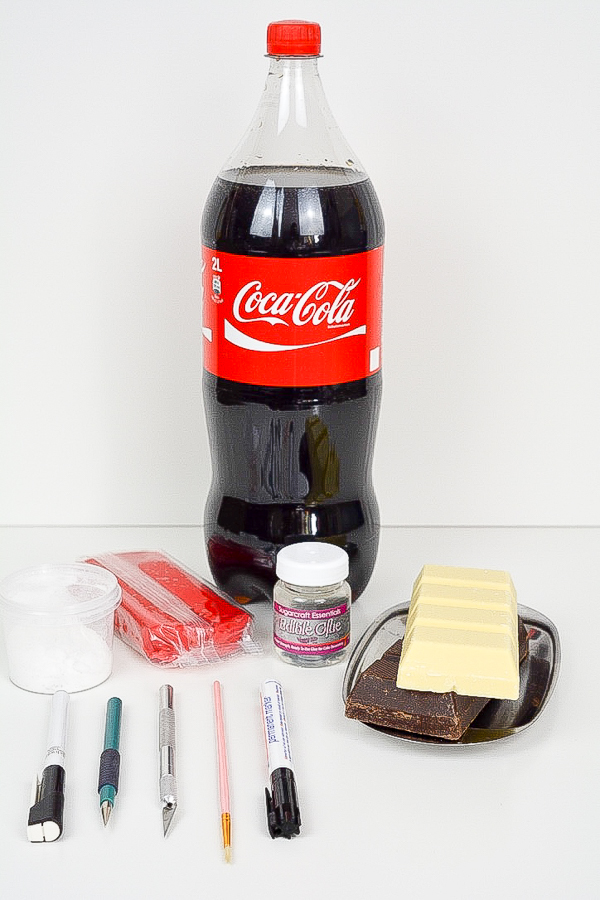 2 - Zutaten Flasche