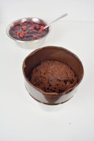 26 - Mit Kuchen bedecken