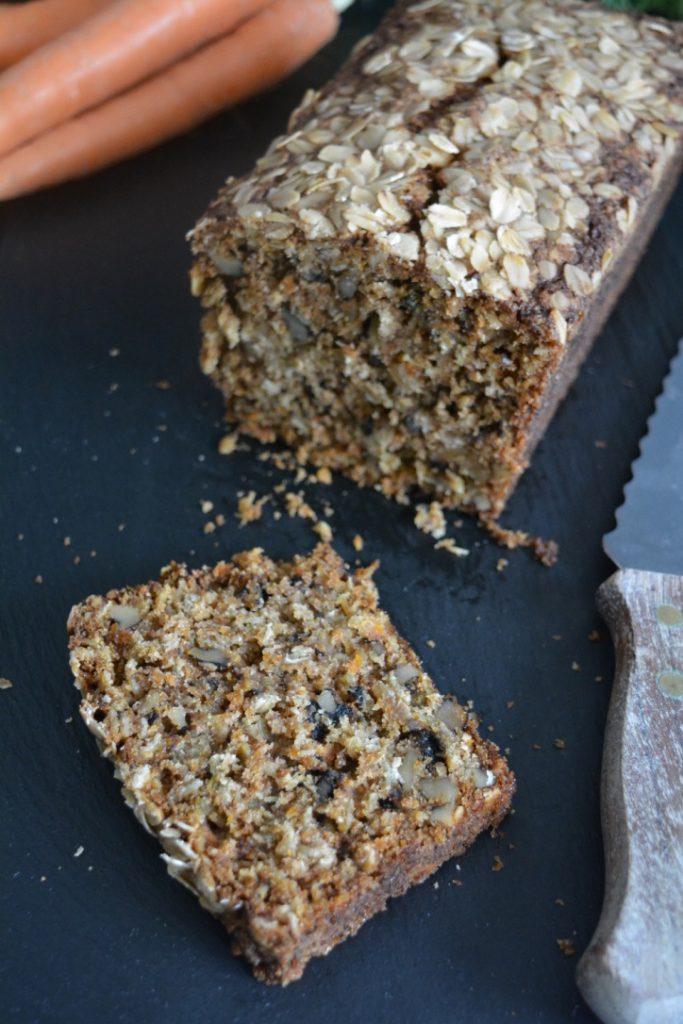 Karotten Walnuss Brot 2
