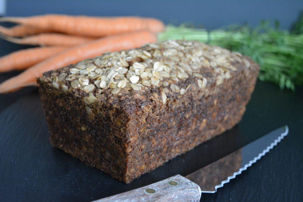 Karotten Walnuss Brot 3