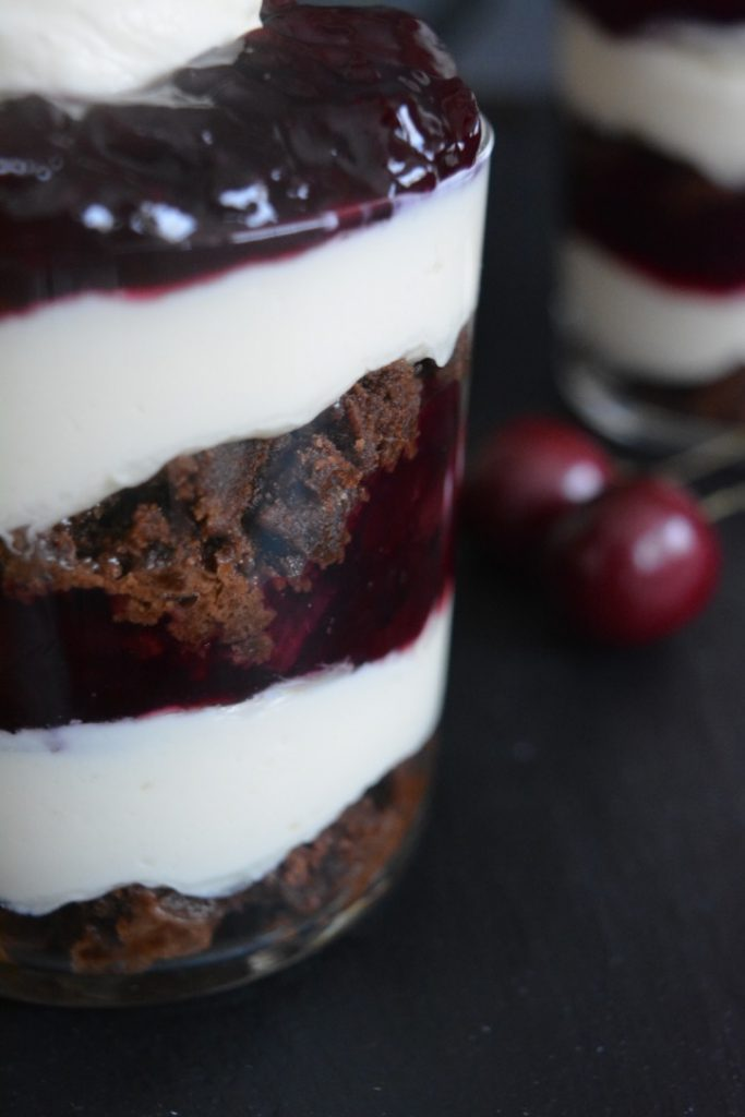 Schwarzwaelder Kirsch Dessert 4