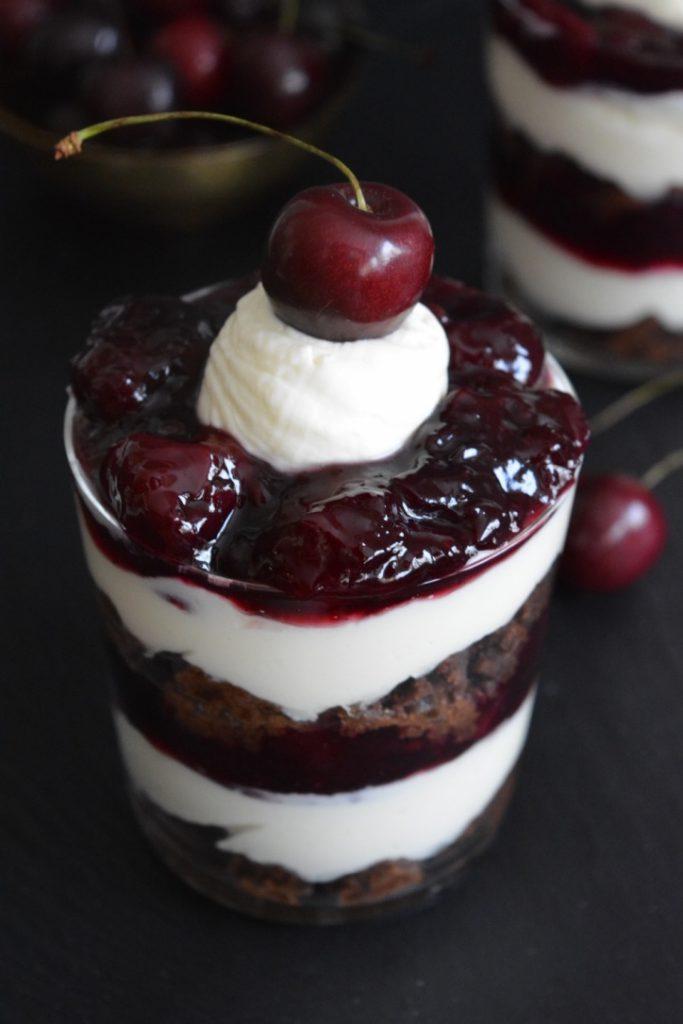 Schwarzwaelder Kirsch Dessert 5