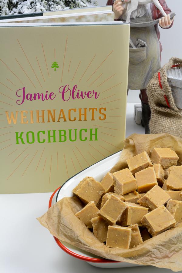 Buttertoffees nach Jamie Oliver