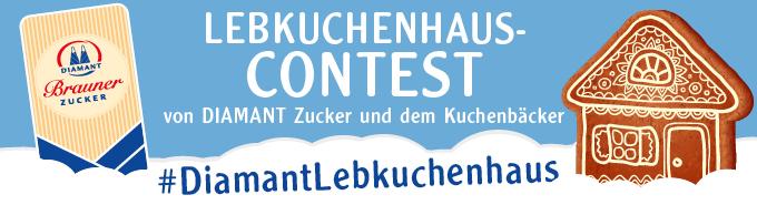 Lebkuchenhaus Contest