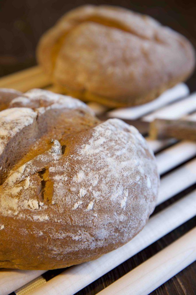 Emmer Dinkel Brot