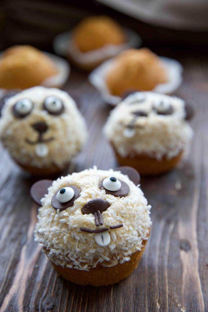 Ingwer Karamell Cupcakes – Animal Cupcakes
