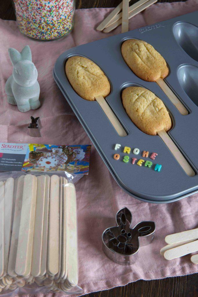 We love baking Cake Lollis STÄDTER Kuchen Lollis