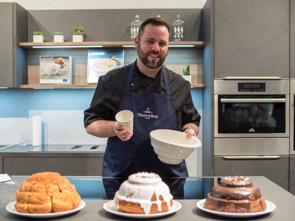 Clever Baking Backshow Ambiente 2018