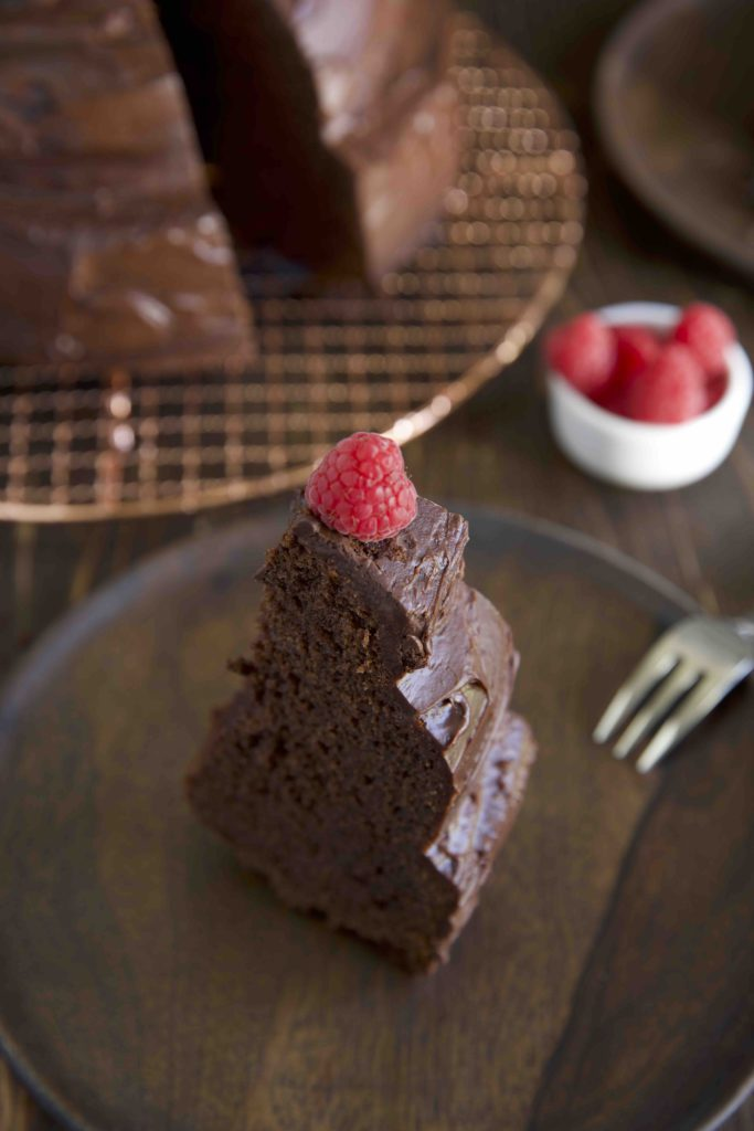 Schokoladen Guglhupf