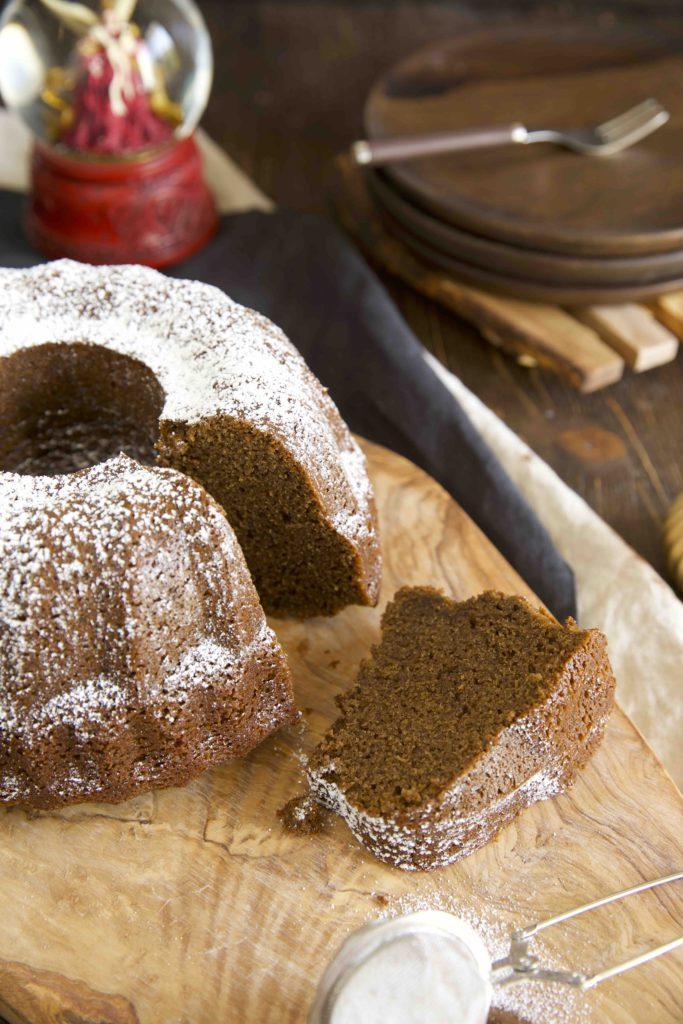 Gewürzkuchen Gugelhupf - Rezept von Der Kuchenbäcker
