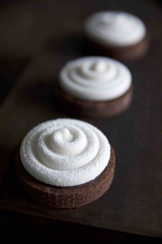 Mini Tarte au Chocolat