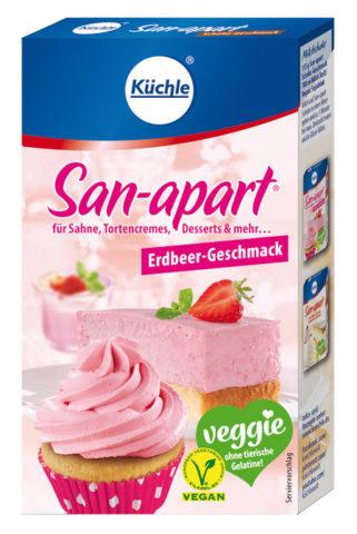 San-apart Erdbeer