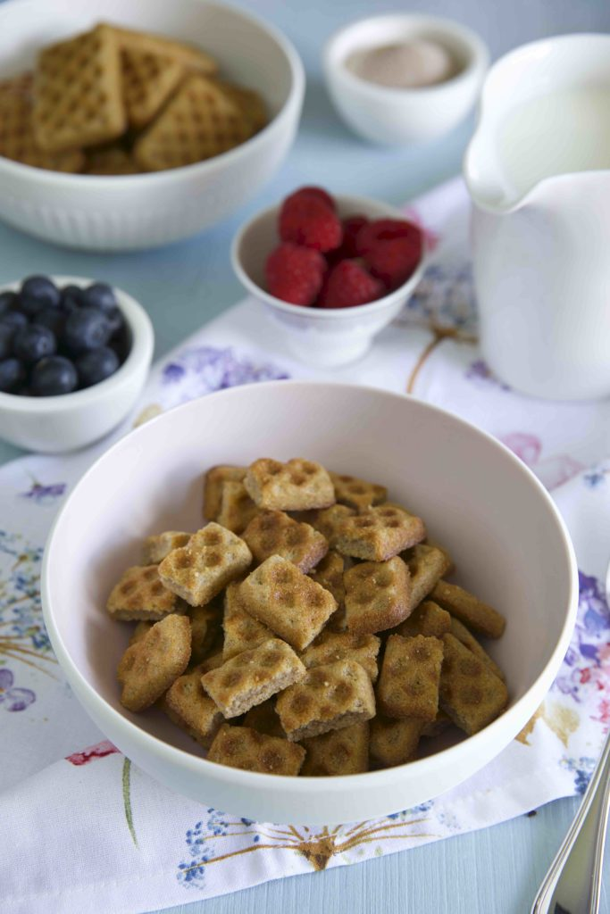 Waffle Cereal
