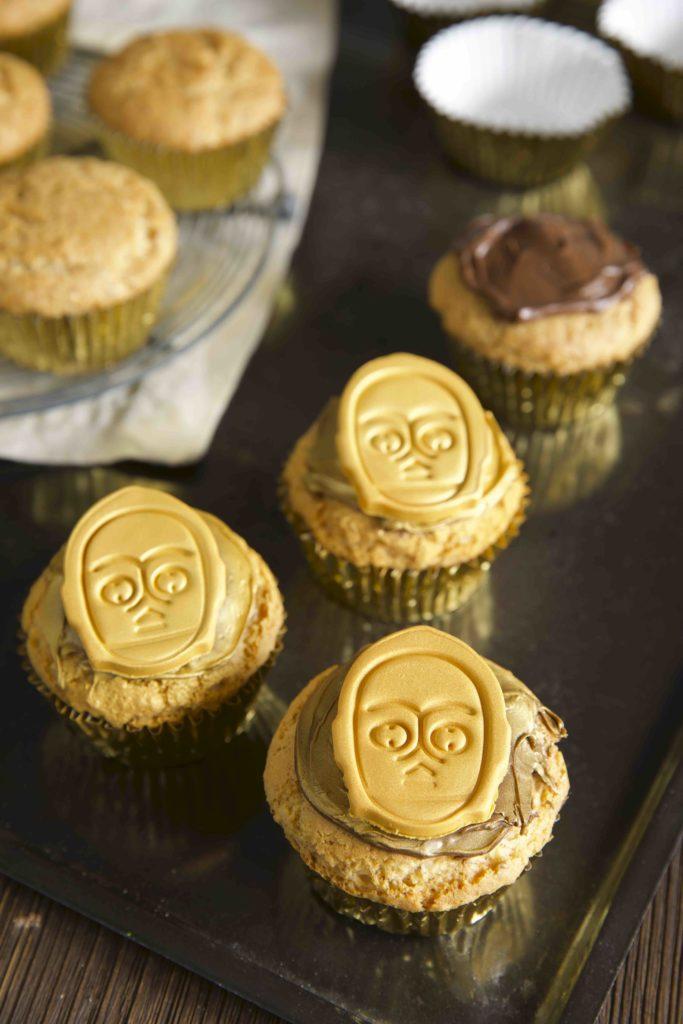 Star Wars Muffins