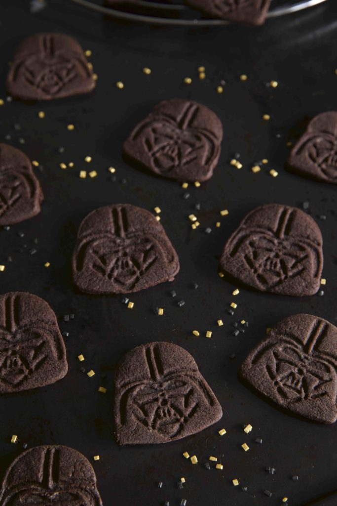 Darth Vader Kekse